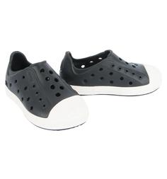 Сабо Crocs Bumper Toe Shoe Black/Oyster