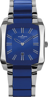 Мужские часы в коллекции High Tech Ceramic Мужские часы Jacques Lemans 1-1753H