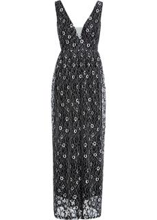 Длинные платья Платье из кружева Bonprix