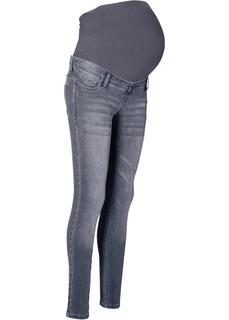 Джинсы Skinny для беременных Bonprix