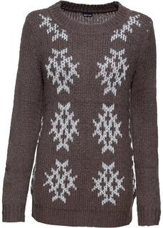 Пуловеры Пуловер с блестящей нитью Bonprix