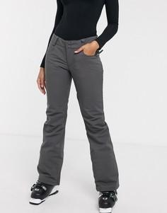 Темно-серые горнолыжные брюки Billabong-Серый