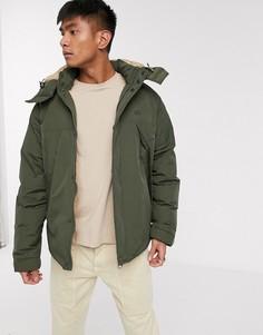 Зеленая дутая куртка Element-Зеленый