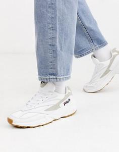Низкие кроссовки Fila venom-Белый