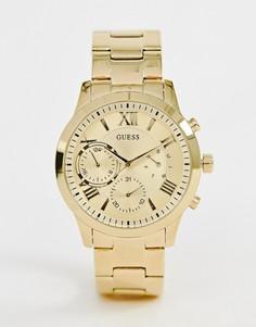 Часы Guess W1070L2 Solar-Золотой