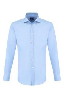 Хлопковая сорочка Ralph Lauren