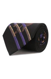 Шелковый галстук Ralph Lauren