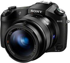 Цифровой фотоаппарат Sony Cyber-shot DSC-RX10 (черный)