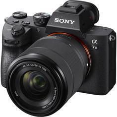 Цифровой фотоаппарат Sony ILCE-7 III kit SEL-2870 (черный)