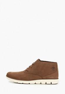 Ботинки Timberland Bradstreet Plain Toe Chukka COCOA BROWN