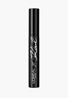 Тушь для ресниц LOreal Paris LOreal Maskara лимитированная коллекция Karl Lagerfeld x L'Oreal Paris