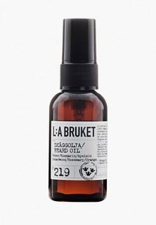 Масло для волос La Bruket 219 Cedarwood/ Rosemary/Orange Skaggolja 60 мл