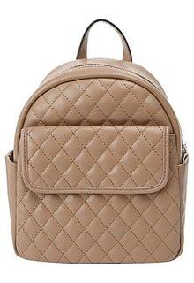 Кожаный рюкзак Снежная Королева