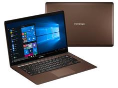 Ноутбук Prestigio SmartBook 141 C3 PSB141C03BFH_DB_CIS (Intel Atom x5-Z8350 1.44 GHz/2048Mb/32Gb/No ODD/Intel HD Graphics/Wi-Fi/14.1/1366x768/Windows 10)