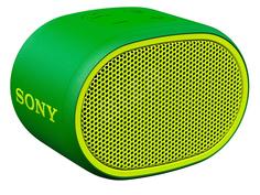 Колонка Sony SRS-XB01 Green