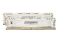 Модуль памяти Crucial Ballistix Sport LT DDR4 UDIMM 2400MHz PC4-19200 CL16 - 8Gb Kit (2x4Gb) BLS2K4G4D240FSC
