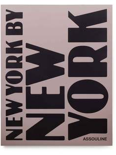 Assouline книга New York by New York