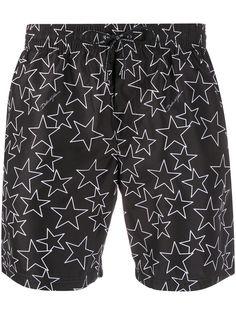 Dolce & Gabbana плавки-шорты с принтом