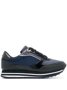 Tommy Hilfiger кроссовки с сетчатым верхом