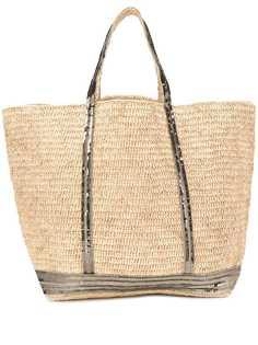 Vanessa Bruno сумка-тоут с отделкой пайетками