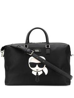 Karl Lagerfeld дорожная сумка K/Ikonik