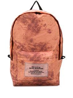 Diesel рюкзак с принтом тай-дай