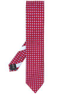 Ermenegildo Zegna галстук с принтом