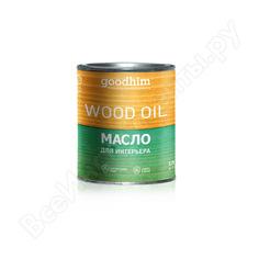 Масло для интерьера goodhim, лиственница 0,75 л. 75384