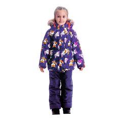 Комплект куртка/брюки Premont Рэд Фокс, цвет: фиолетовый