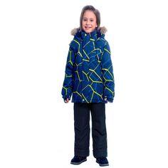 Комплект куртка/брюки Premont Питерборо, цвет: синий