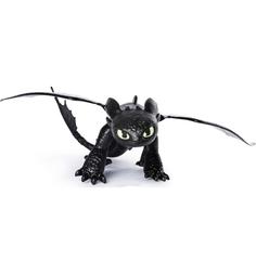 Фигурка Dragons Беззубик с подвижными крыльями 18 см