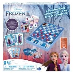 Настольная игра Cardinal Games Холодное сердце Холодное сердце 6 в 1