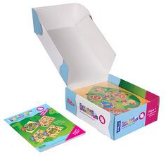 Настольная игра Step Puzzle Disney «Весёлая шнуровка»,«Одень куклу»,«Весёлое лото»