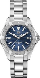 Швейцарские женские часы в коллекции Aquaracer Женские часы TAG Heuer WBD131D.BA0748