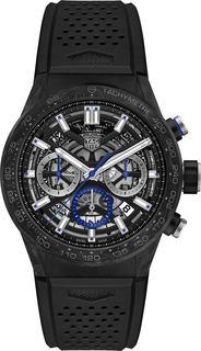 Швейцарские мужские часы в коллекции Carrera Мужские часы TAG Heuer CBG2017.FT6143