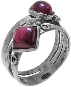 Серебряные кольца Кольца DEN'O MVR1028GR Den'o