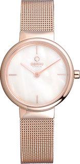 Женские часы в коллекции Mesh Женские часы Obaku V153LXVWMV