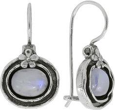 Серебряные серьги Серьги DEN'O 01E668MS Den'o