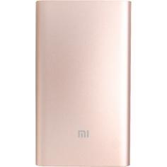 Портативный аккумулятор Xiaomi Mi Power Bank Pro 10000 мАч Gold