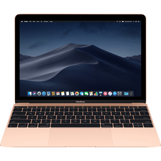 Ноутбук Apple MacBook 12 Gold MRQN2RU/A