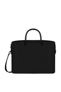 Черный портфель Mercurio Furla