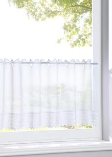 Короткие шторы Кухонная штора Эрика Bonprix