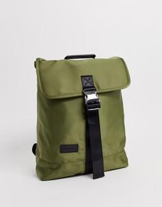 Рюкзак цвета хаки Consigned-Зеленый