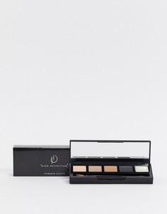 Набор для макияжа век и бровей HD Brows - bombshell-Коричневый