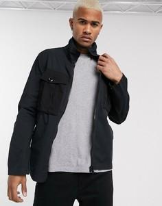 Куртка в стиле милитари G-Star-Темно-синий