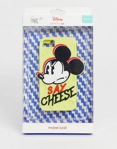 Чехол для iPhone с Микки Маусом 6/6S/7/8 Skinnydip-Желтый