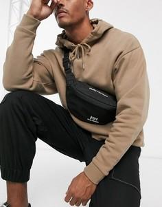 Черная сумка-кошелек на пояс с логотипом Helly Hansen Yu-Черный