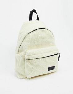Белый рюкзак Eastpak padded pakr