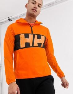 Спортивный анорак Helly Hansen-Оранжевый