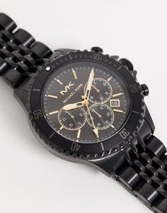 Черные часы Michael Kors MK8750 Bayville-Черный